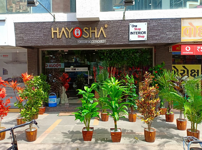 Hayosha Decor Accessories Ahmedabad Gujarat